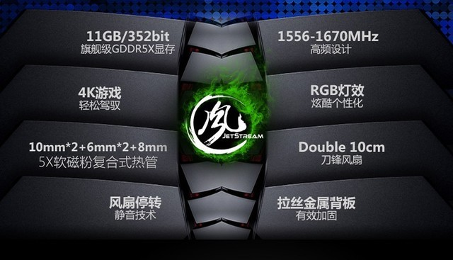 11G显存战4K 铭瑄GTX1080Ti战绝地求生