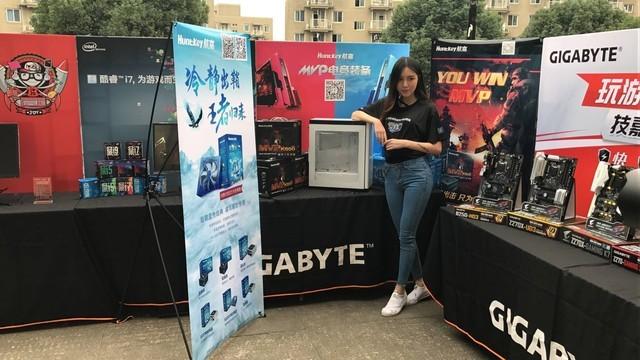 航嘉助力GTL2017东区决赛:专注电竞