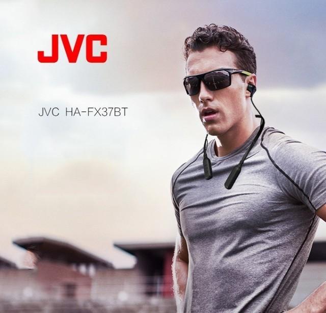 带上JVC 像阿甘一样奔跑 JVC九十周年庆