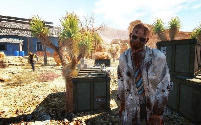 VR丧尸射击 映众与你逃出亚利桑那阳光