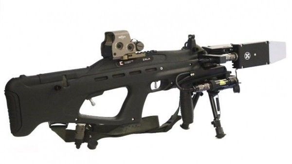 造出电磁枪:能切断无人机与操作者联系