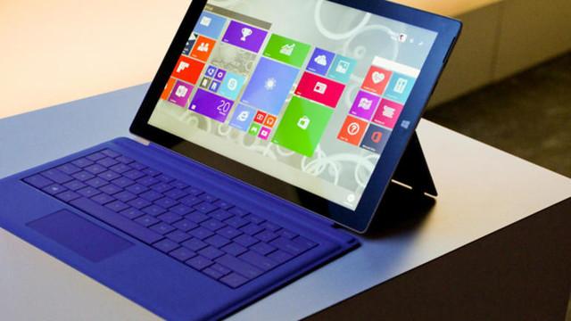 2017年平板满意度报告 微软反杀苹果iPad