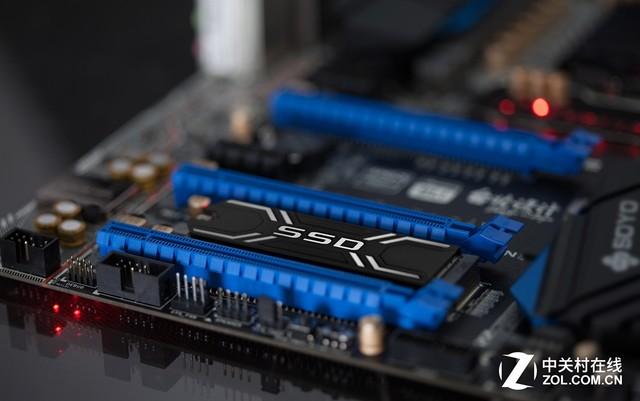 普及PCIE战未来!台电NP600 M.2热售