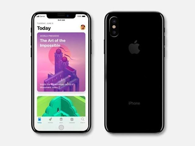 iPhone 8部分参数曝光 5.8英寸64GB起步