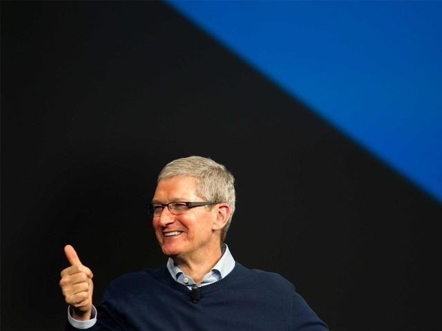库克:iPhone并不是专为有钱人准备的