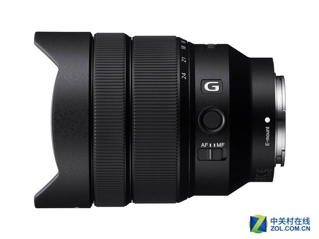 轻便全幅超广 索尼发布12-24mm F4镜头