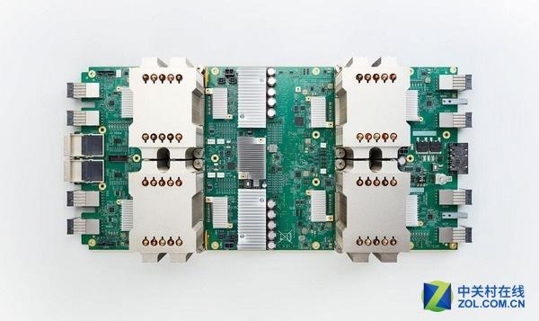 性能吊打CPU和GPU 谷歌发布第二代TPU