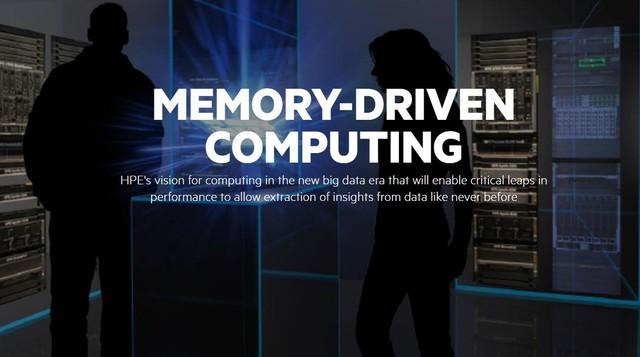 The Machine破局:从CPU驱动到内存驱动