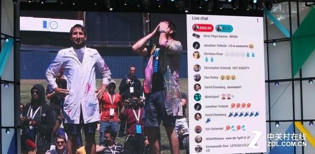 谷歌在I/O大会主题演讲上都说了些啥?