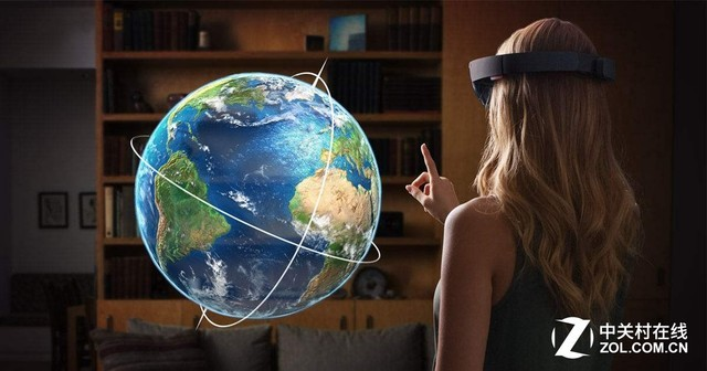微软Hololens创始人:智能眼镜将取代手机