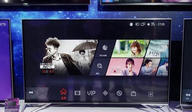 4K电视雷鸟I55超高性价比 内置天籁K歌系统