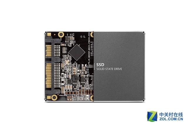 严选Intel颗粒!铭瑄MS128GBA6L热售