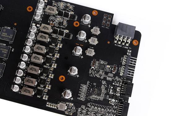性能强散热优 华硕ROG RX480游戏显卡