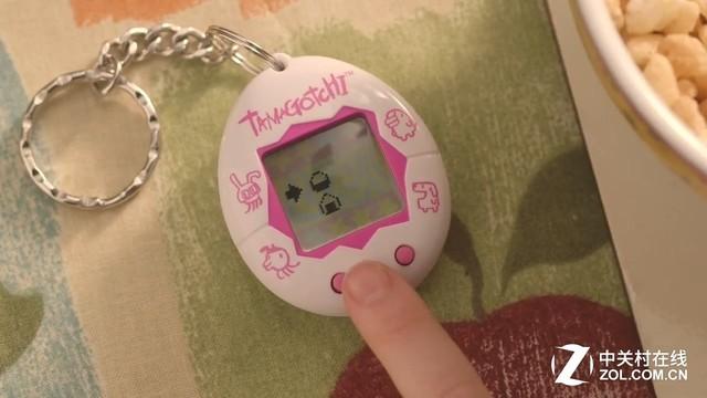 万代发布手机版电子宠物:重温儿时回忆
