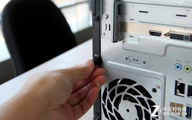 惠普Desktop 510评测