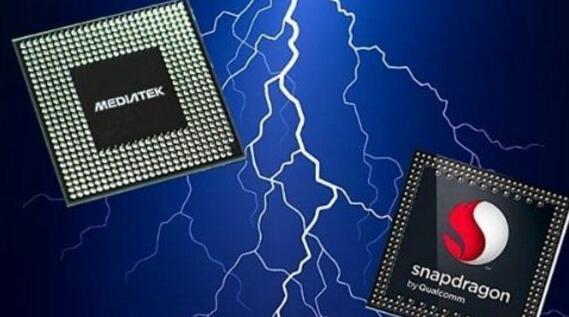中国市场手机芯片拉锯战:高通进 联发科退
