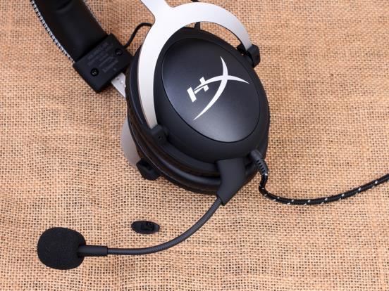 HyperX Cloud Silver暴风耳机新款抢鲜评测