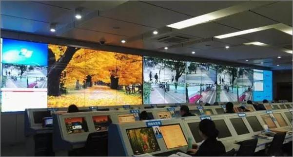 TCL显示系统解决方案入驻南海区行政服务中心