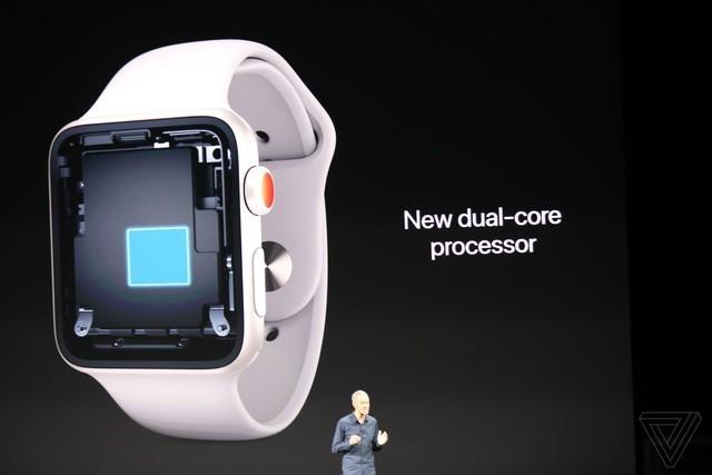 库克说:用Apple Watch打电话很靠谱