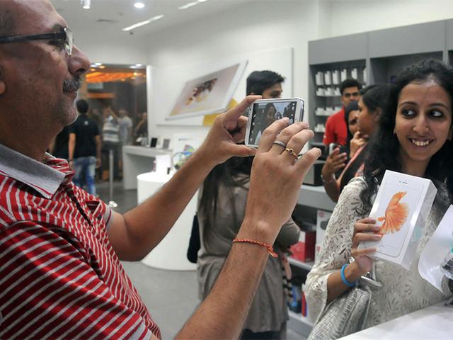 苹果已正式在印度工厂组装:下周正式上架