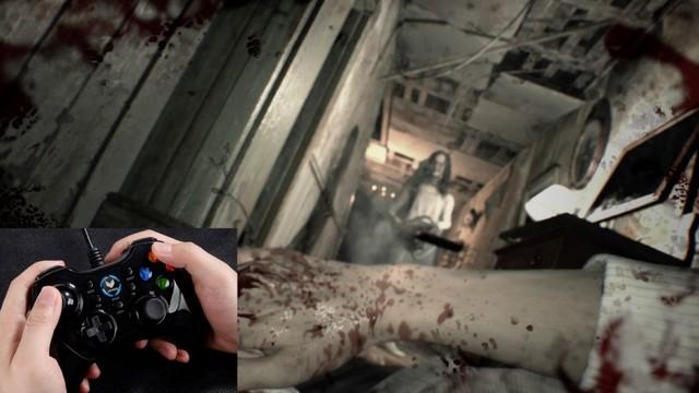 生化危机7-雷柏V600手柄动作冒险类游戏推荐