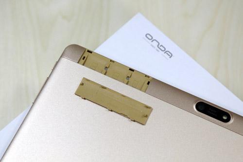10.1吋4G全网通 昂达V10 4G开箱评测