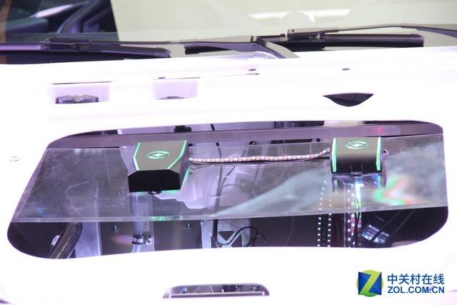 各展所长 威马联合360打造网安概念车