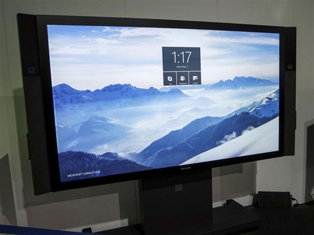 微软84寸Surface卖太火 跳票涨价到14万
