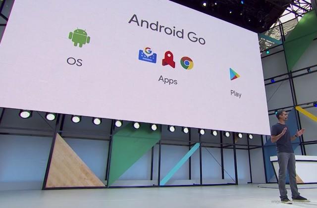 谷歌大法好 为低配手机开发Android Go