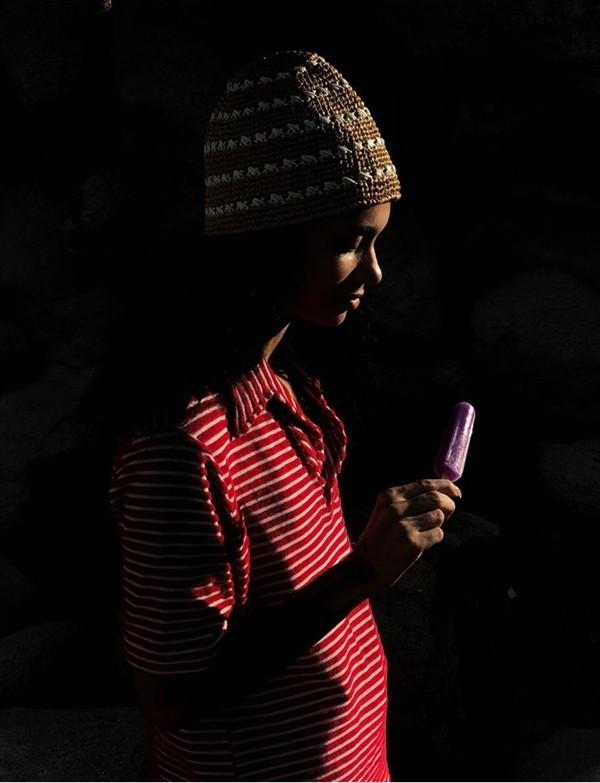 iPhone X首批人像摄影样张公布