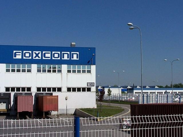 富士康新工厂激励方案被批准:总价值30亿美元
