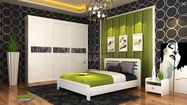 卧室放几盆植物合适
