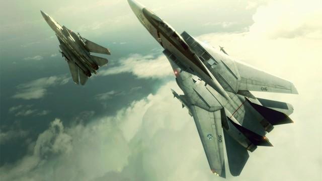 《皇牌空战7》繁中版确认 2017年内发售