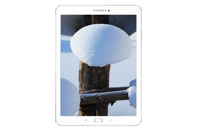 记录冬日最美足迹 一台Galaxy Tab S2就够了