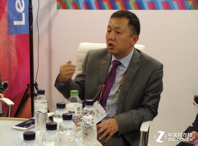 专访联想副总王帅:虚拟运营商路在何方