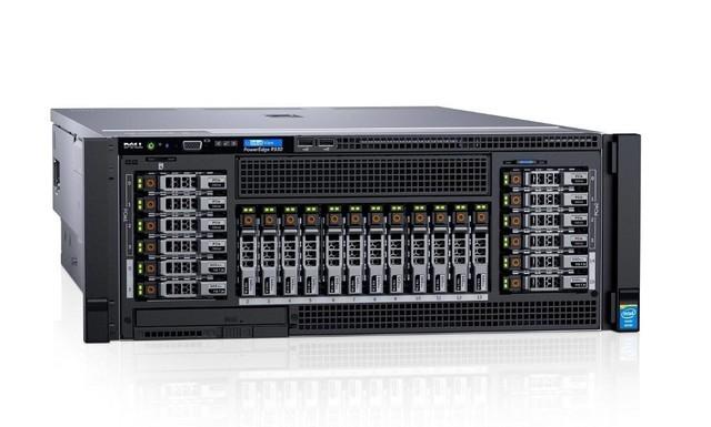 配置高能力强,三款四路机架服务器推荐