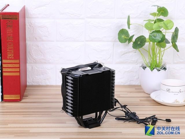 靓外观强性能 好散热器应该是这样的!