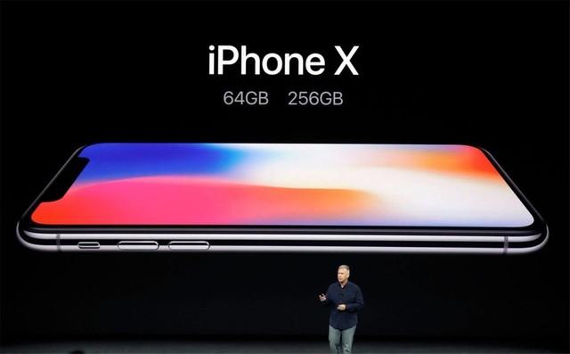 iPhone X助攻 苹果市值有望超1万亿美元