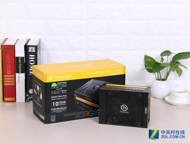 钛金牌RGB享受 Tt DPS G 1250W评测