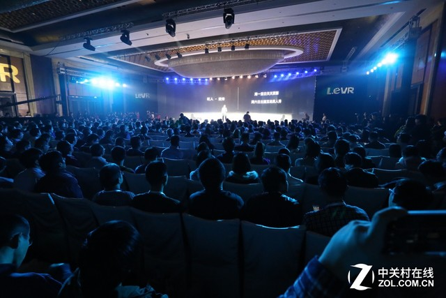 生态战略升级 乐视垂直整合VR全产业链