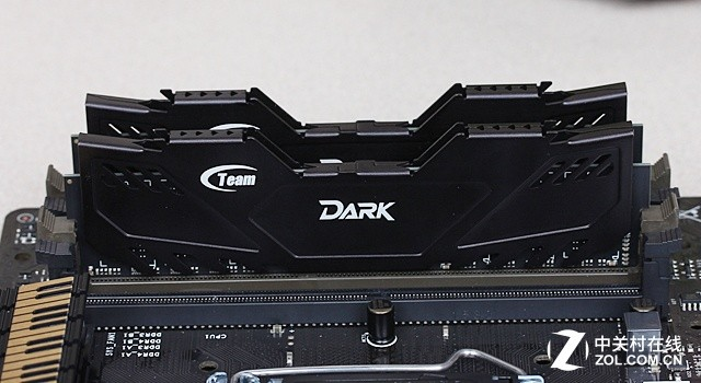 十铨(Team) 冥神16GB DDR3内存套装评测