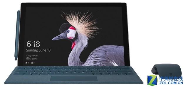 Surface Pro提前曝光:键盘四配色