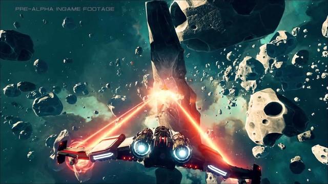 《Everspace》VR版本即将正式发售