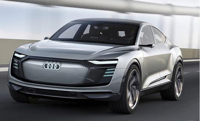 奥迪两年内推2款电动车 有望引入国内