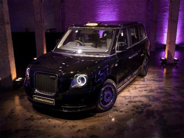 伦敦经典出租车迎升级 将搭载混动系统