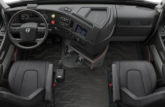沃尔沃发布新VNL重卡 搭载碰撞缓解系统