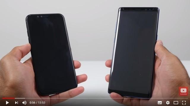 看完iPhoneX发布会 冲这四点我买Note 8