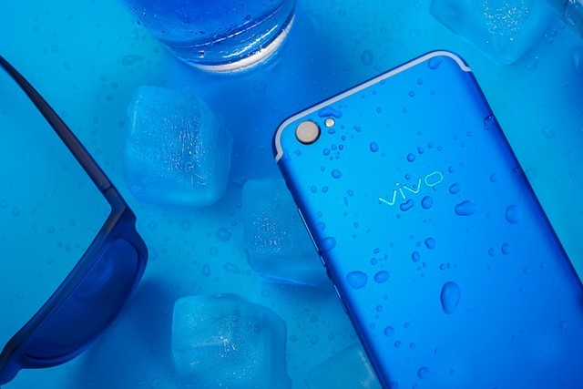 年度最清凉旗舰,vivoX9s活力蓝8月5日上市