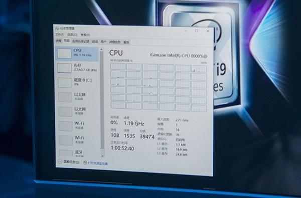 牙膏挤多了 外媒曝Intel旗舰上市时间