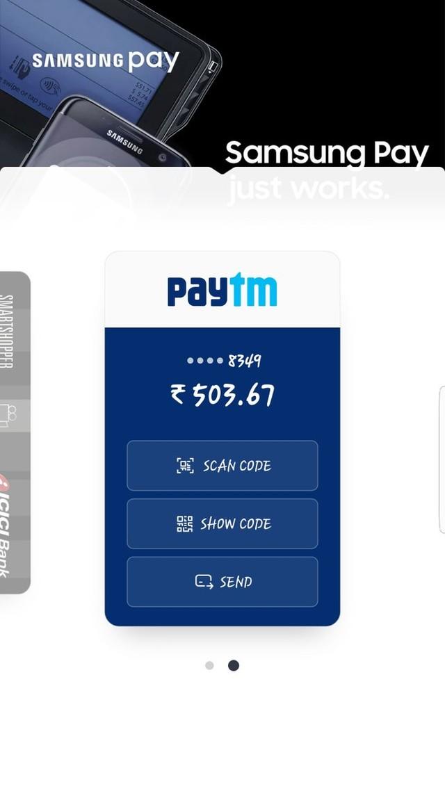 Samsung Pay率先登陆印度市场